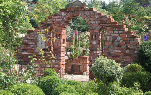 Ruinenmauer im garten - Ruinenmauer im garten ...